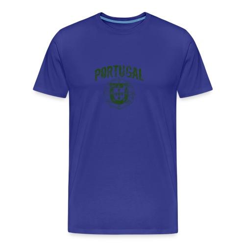 Vintage Portugal - Men's Premium T-Shirt