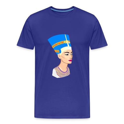 Queen Nefertiti - Men's Premium T-Shirt