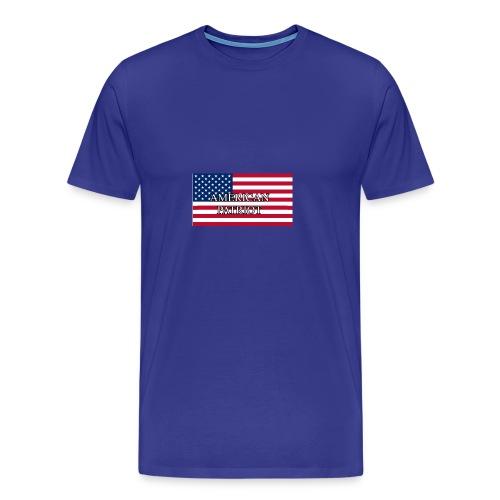 American Patriot - Men's Premium T-Shirt