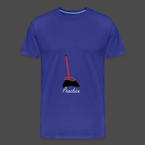Practice Design - Men's Premium T-Shirt