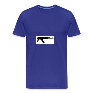 ak - Men's Premium T-Shirt