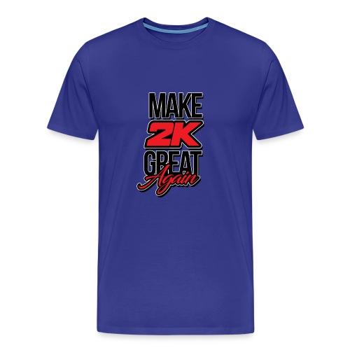 Make 2k Great Again - Men's Premium T-Shirt