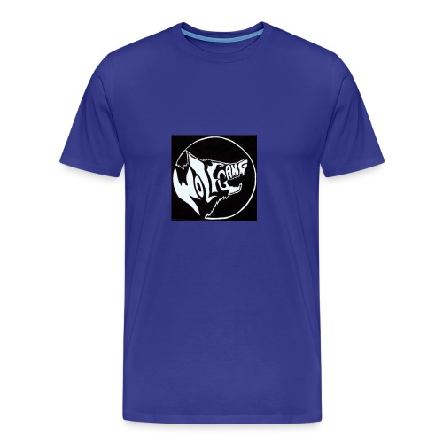 WOLFHEAD - Men's Premium T-Shirt