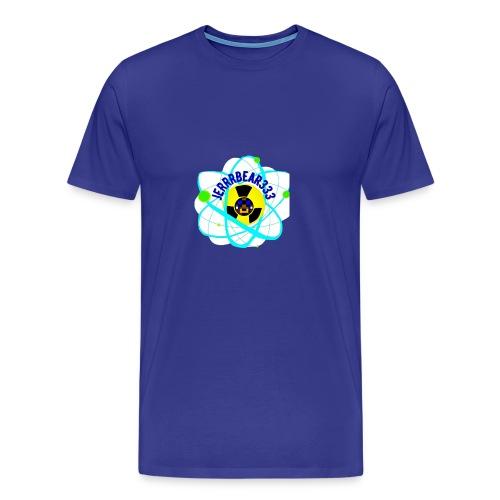 Jerrrbear Logo - Men's Premium T-Shirt