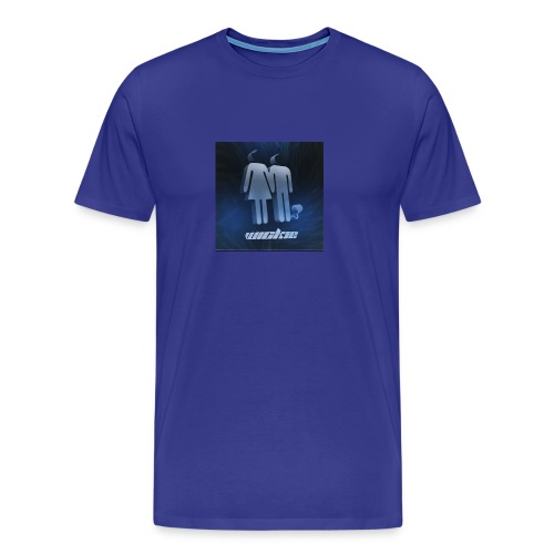 Wickie Logo - Men's Premium T-Shirt