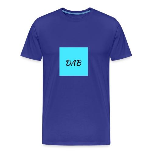 Ocean DAB - Men's Premium T-Shirt