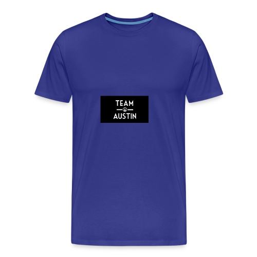 Team Austin Youtube Fan Base - Men's Premium T-Shirt