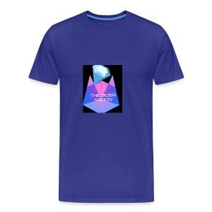 The boss abood march - Men's Premium T-Shirt