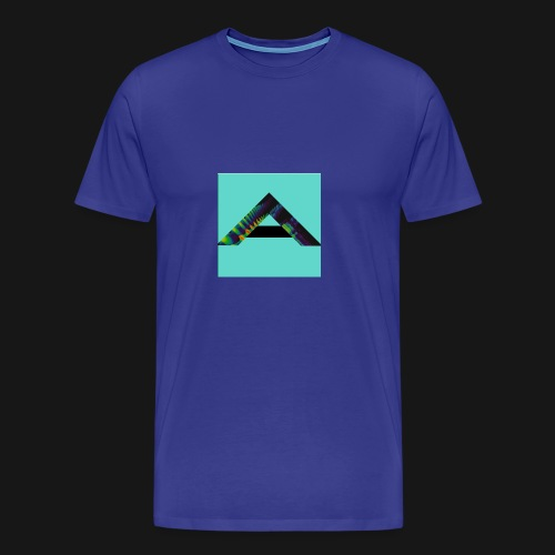 Aurora Logo - Men's Premium T-Shirt