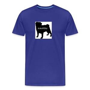 PUGSTERS - Men's Premium T-Shirt