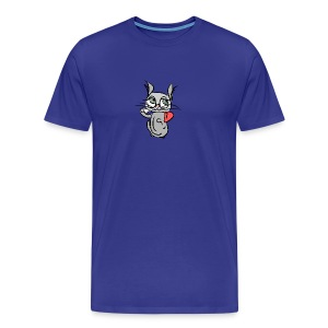 Posh cat - Men's Premium T-Shirt