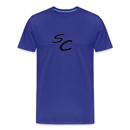 sc black - Men's Premium T-Shirt