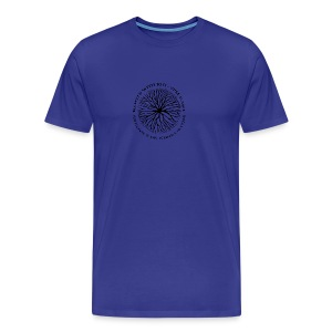 Roots with Rhi - Men's Premium T-Shirt