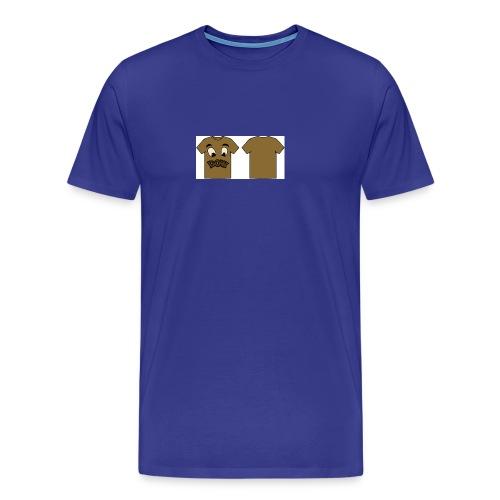 Randy final2 - Men's Premium T-Shirt