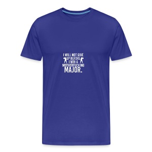 MAJOR Csgo Shirts |Counter Strike Tshirts & Hoodie - Men's Premium T-Shirt