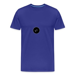 DJ BeatT BT Black logo - Men's Premium T-Shirt