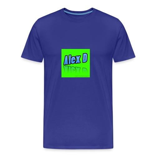 Alex D Doz Comedy Merchandise! - Men's Premium T-Shirt