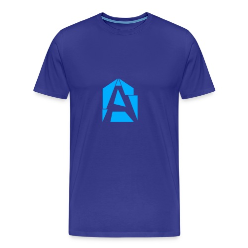 Abstrakt Simplistic - Men's Premium T-Shirt