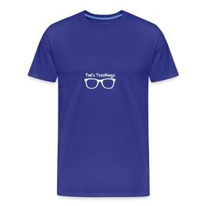 Tad's Teachings Tee - Men's Premium T-Shirt