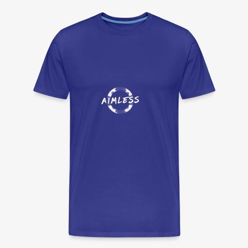 Aimless Clothing Logo - Men's Premium T-Shirt