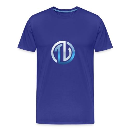 Official Trainer Vlogs Merch - Men's Premium T-Shirt
