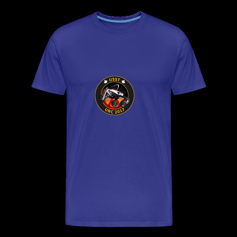 URC Mission Patch - Men's Premium T-Shirt