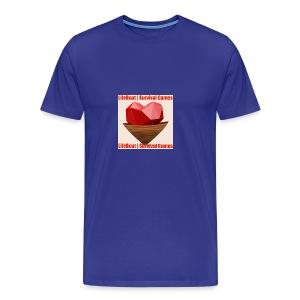 LifeBoat Custom Logo - Men's Premium T-Shirt
