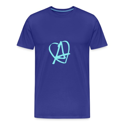 Love & Anarchy - Men's Premium T-Shirt