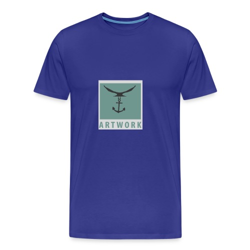 Design 007 - Men's Premium T-Shirt