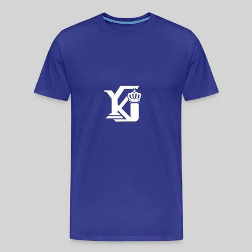 Evolve Sports Young King 17 - Men's Premium T-Shirt