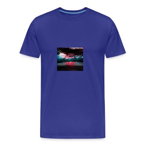 Colorful Sky - Men's Premium T-Shirt