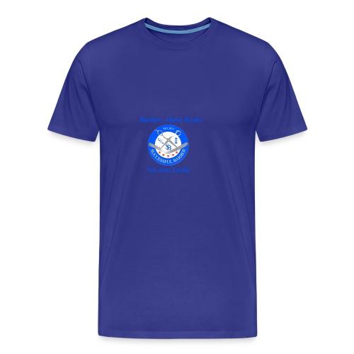 Barbershop Books - Men's Premium T-Shirt