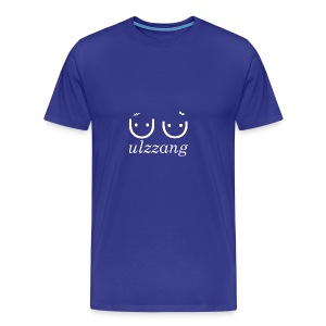 Ulzzang - Best Face - Men's Premium T-Shirt