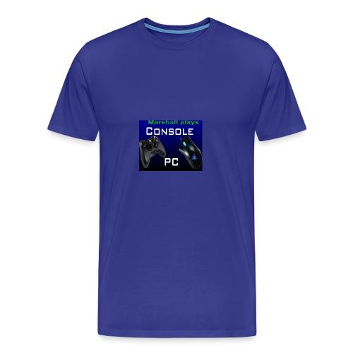 marshall plays - Men's Premium T-Shirt