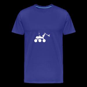 USST Rover White - Men's Premium T-Shirt