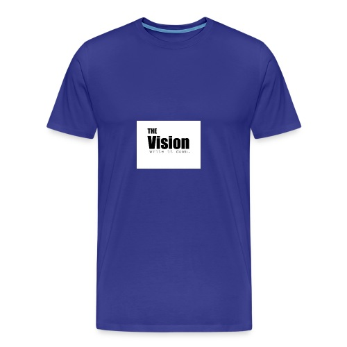 the_vision - Men's Premium T-Shirt