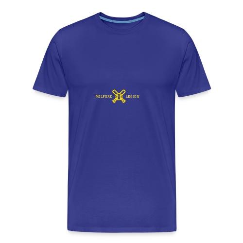 Milford Legion 2017 Logo - Men's Premium T-Shirt