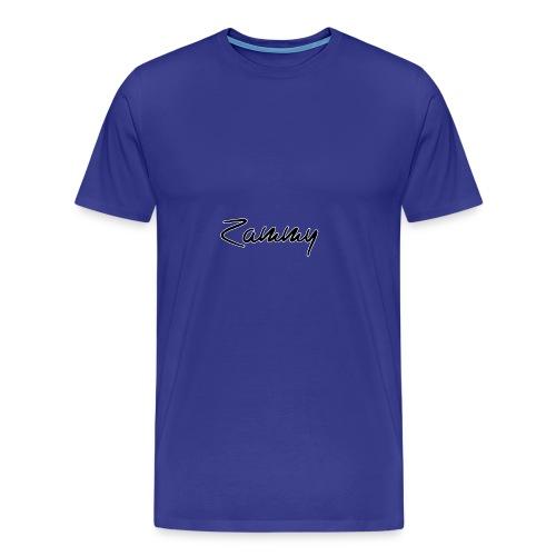 Zammy Logo - Men's Premium T-Shirt