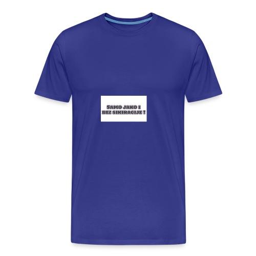 samo jako - Men's Premium T-Shirt