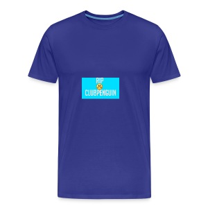 RIP ClubPenguin - Men's Premium T-Shirt