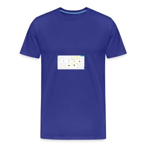 inconistency_in_currencies - Men's Premium T-Shirt