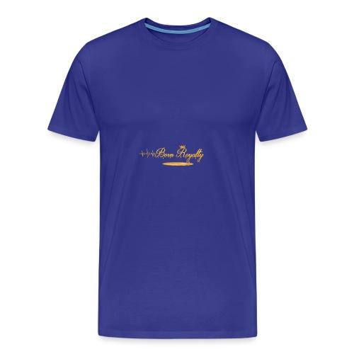 BornRoyalty Clothing Line - Men's Premium T-Shirt