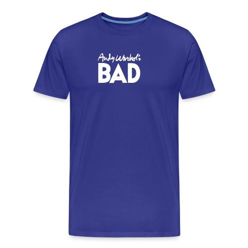 Andy Warhol s BAD - Men's Premium T-Shirt