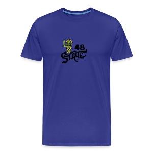animal cartoon - Men's Premium T-Shirt