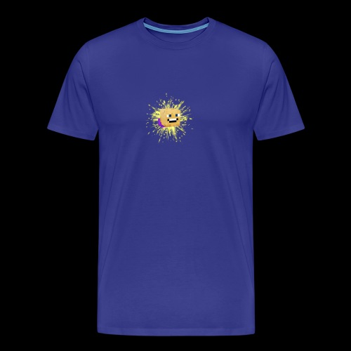 Potato_Smarts Logo - Men's Premium T-Shirt