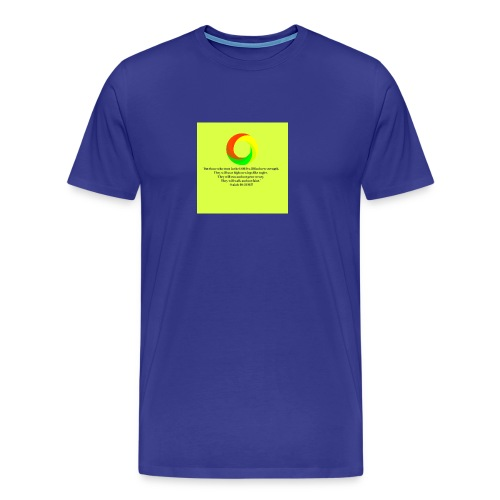 Isaiah 40:31 - Men's Premium T-Shirt