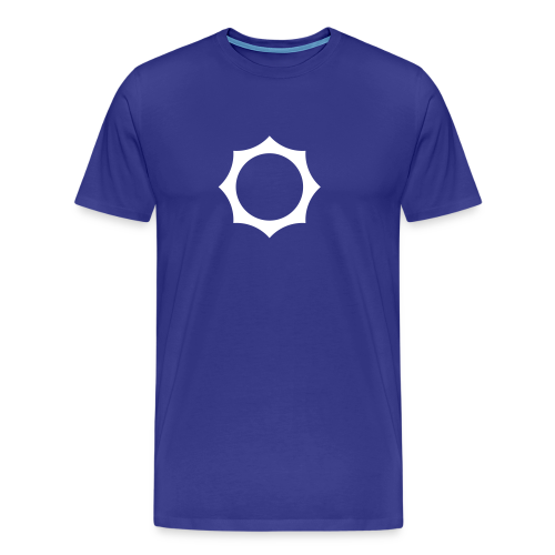 SOLAR ECLIPSE - TFGF SPACE - Men's Premium T-Shirt