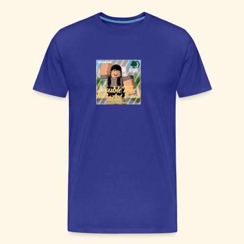 DoubleTrees Offical Logo - Men's Premium T-Shirt