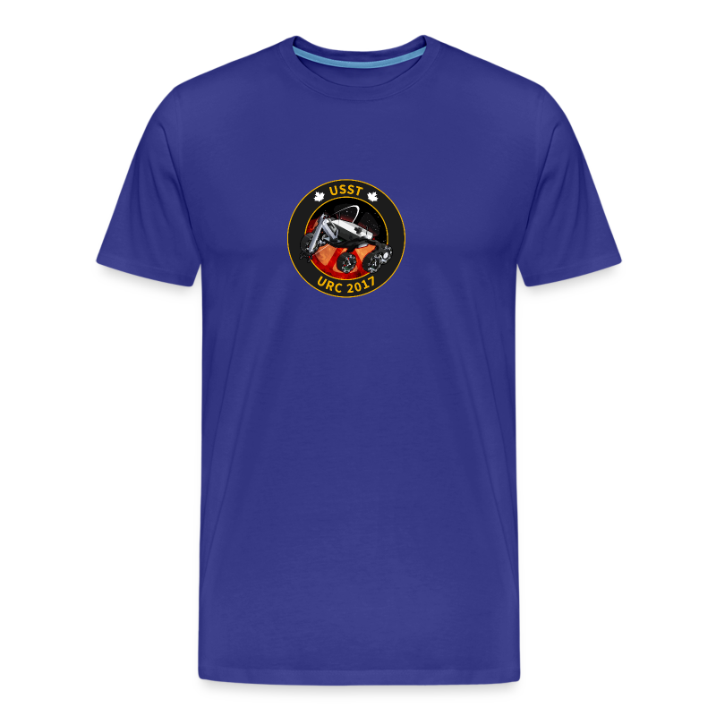 URC Mission Patch - Men's Premium T-Shirt
