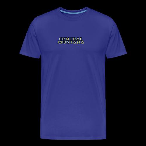Central Montana - Men's Premium T-Shirt
